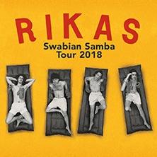 Rikas - Swabian Samba Tour 2018 in GÖTTINGEN * Nörgelbuff,