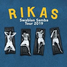 Rikas - Swabian Samba Tour 2019 in FREIBURG * The Great Räng Teng Teng,