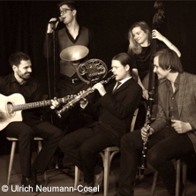 Gypsy Jazz Tage München