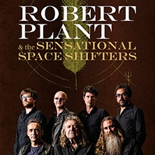 Robert Plant & The Sensational Space Shifters in Dresden, 01.08.2018 -