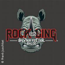 Rock das Ding Festival 2019 in BALGE * Rock das Ding Festival,