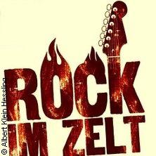Rock im Zelt
