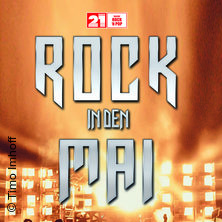 Rock In Den Mai mit Radio 21 in HILDESHEIM * halle39,