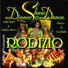 Rodizio - Dinner & Show & Dance in WETZLAR * Event Werkstatt,
