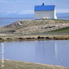 Albert Rohlof: Island, Naturwunder unter dem Polarkreis in WILHELMSHAVEN * Wattenmeer Besucherzentrum - Saal Jadeblick,