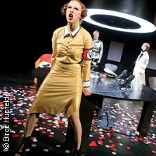 Ein bisschen Ruhe vor dem Sturm - Theater Dortmund in DORTMUND * Schauspielhaus Dortmund (Studio),