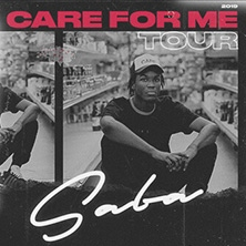 Saba - Care For Me Tour