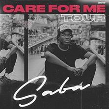 Saba - Care for Me Tour