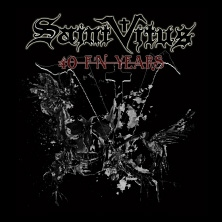 Saint Vitus - 40 F'N YEARS Tour 2019