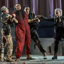Salome - Theater Magdeburg in MAGDEBURG * Bühne im Opernhaus,