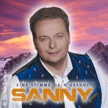 Sanny - Die Stimme - Solotour 2018