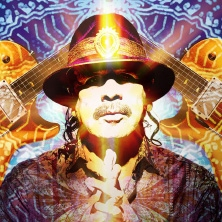 Santana - Divination Tour 2018
