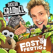 Sascha Grammel - FAST FERTIG! in Berlin, 23.09.2020 - Tickets -
