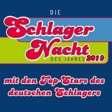 Schlager & Volksmusik: Die Schlagernacht Des Jahres 2019 - Mit Den Superstars Des Deutschen Schlagers Karten
