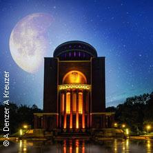 Schlösser, die im Monde liegen - Planetarium Hamburg