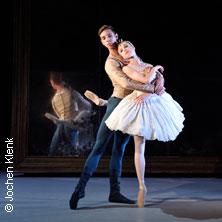 Schwanensee Ballett - Badisches Staatstheater Karlsruhe in KARLSRUHE * Großes Haus,
