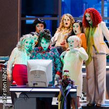 Sekretärinnen - Oper Leipzig in LEIPZIG * Musikalische Komödie,