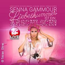 Senna Gammour - Liebeskummer ist ein Arschloch in DÜSSELDORF * Capitol-Theater,