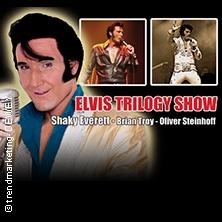 Shakys Elvis Trilogy Show in WITTEN * Saalbau Witten