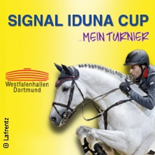 Signal Iduna Cup in DORTMUND * Westfalenhalle,