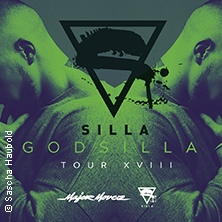 Silla: Godsilla Tour 2018 in STUTTGART * Schräglage Stuttgart,