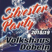 Silvesterparty im Volkshaus Döbeln