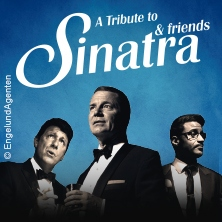A Tribute to SINATRA AND FRIENDS in LEIPZIG * Gewandhaus zu Leipzig,