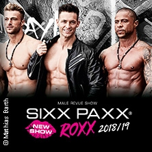 SIXX PAXX ROXX Tour 2018/19 in ROSENHEIM * KULTUR + KONGRESS ZENTRUM,