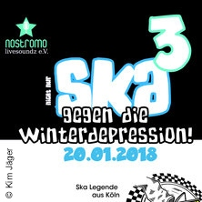 Ska gegen die Winterdepression 3 in HILDEN * AREA 51,