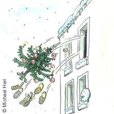 Skurrile Weihnachten in MANNHEIM * Café Maije,
