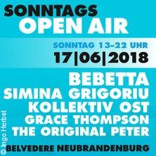 Bild für Event Sonntags Open Air - Belvedere
