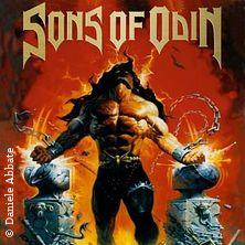Sons Of Odin - Manowar Tribute in MANNHEIM * 7er Club,