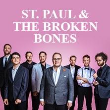 St. Paul & The Broken Bones in Berlin, 07.11.2018 - Tickets -