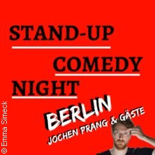 Stand-Up Comedy Night Berlin #5 in BERLIN * Comedy-Club - Kookaburra