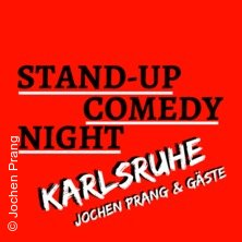 Stand-Up Comedy Night Karlsruhe #2 in KARLSRUHE * Alte Hackerei,