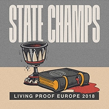 State Champs: Living Proof Europe 2018 in FRANKFURT AM MAIN * Das Bett