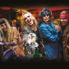 Steel Panther: Lower The Bar Tour 2018 Tickets