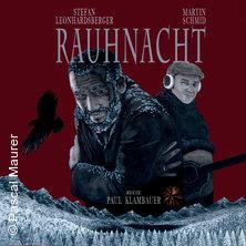 Stefan Leonhardsberger: Rauhnacht in INGOLSTADT * Theater Ingolstadt - Festsaal,