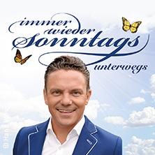 Stefan Mross - Immer wieder Sonntags - Tour 2019 in RODING * Stadthalle / Haus Ostmark