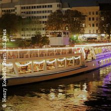 Stern und Kreis Country Boat mit Live Band Southern Company