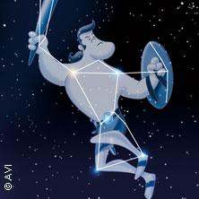 Sternbilder und Legenden der Winternacht - Planetarium Hamburg