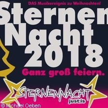 Sternennacht 2018 by just:is in MÖNCHENGLADBACH * KUNSTWERK e.K.,