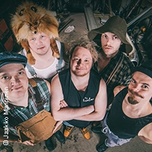 Steve 'n' Seagulls - Grainsville Tour in KÖLN * Essigfabrik