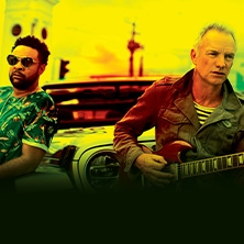 Sting - Open Air 2018 in MAINZ * Volkspark Mainz,