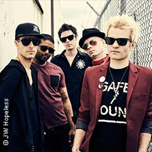 Sum 41 - Live Tour 2018 in WÜRZBURG * Posthalle
