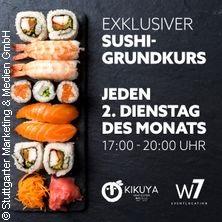 Sushi-Kochkurs Stuttgart in STUTTGART * w7-Eventlocation Stuttgart