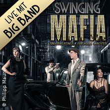Swinging Mafia: Live mit Big Band in AACHEN * Saalbau Rothe Erde,