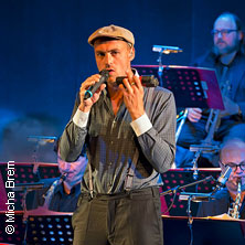 SWR Big Band & Max Mutzke in STUTTGART * Liederhalle Beethovensaal,
