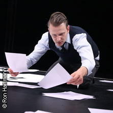 Tagebuch eines Wahnsinnigen - Theater Magdeburg
