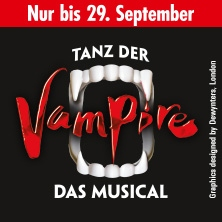 Karten für Tanz der Vampire | Musical Dome Köln in Köln